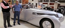 Jay Leno Checks Out Hispano-Suiza Dubonnet Xenia [Video]