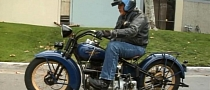 Jay Leno Demoes His 1931 Henderson KJ [Video]
