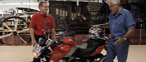 Jay Leno Demoes the Aprilia 850 Mana [Video]