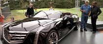 Jay Leno Does Meet and Great With Cadillac Ciel Concept [Video]