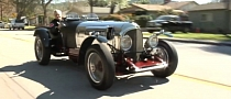 Jay Leno Drives 1924 Bentley Twin Turbo [Video]