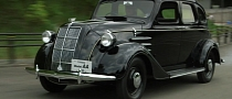 Jay Leno Drives First Toyota Ever, the 1936 AA [Video]