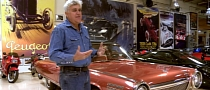 Jay Leno Drives the 1963 Chrysler Turbine Car [Video]