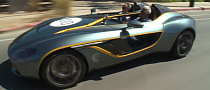 Jay Leno Drives the Aston Martin CC100 [Video]