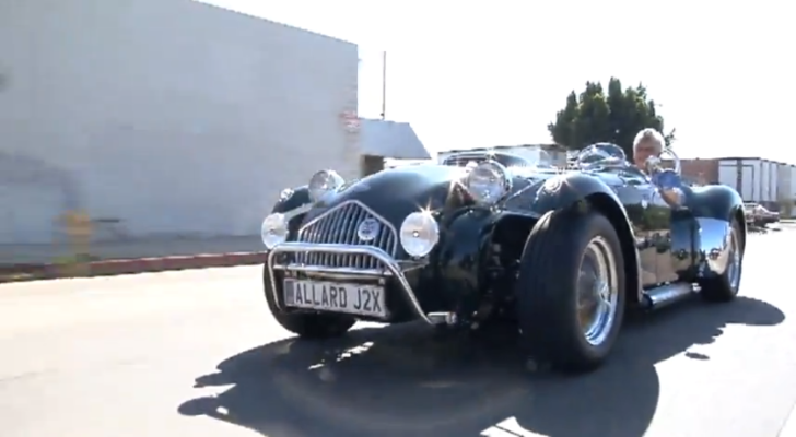 "Jay Leno Drives the Coolest ""Hybrid"" [Video]"