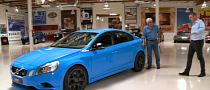Jay Leno Drives the Volvo Polestar S60 Concept [Video]