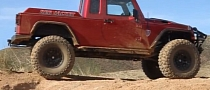 Jay Leno Drives VWerks Red Jacket Jeep [Video]