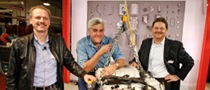 Jay Leno Gets New AMG Engine for his 1969 300SEL 6.3 Benz