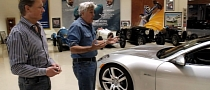 Jay Leno Invites Henrik Fisker Over to Talk About the Karma EV [Video]