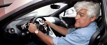 Jay Leno Rides in the Pre-Production McLaren MP4-12C