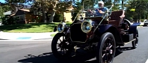 Jay Leno Shows Off His Amazing 1911 Packard Model 18 [Video]