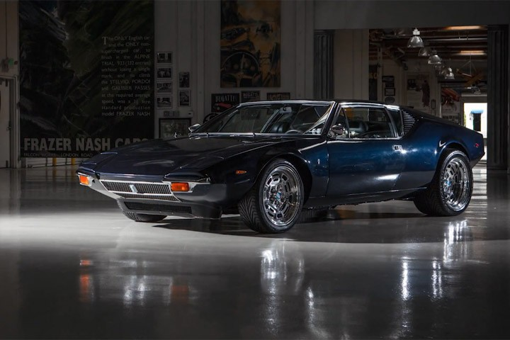 Jay Leno Shows Off His Misunderstood 1971 De Tomaso Make Your Own Beautiful  HD Wallpapers, Images Over 1000+ [ralydesign.ml]