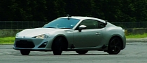 Jay Leno Takes Drifting Lessons in Scion FR-S [Video]