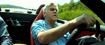 Jay Leno Takes the Mercedes SLS AMG Roadster for a Spin [Video]