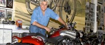 Jay Leno's Custom Star VMAX Up for Auction