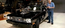Jay Leno's Touching Review of Custom Plymouth Duster [Video]