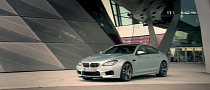 Jay-Z's Life+Times Takes a Look at BMW's M6 Gran Coupe [Video]