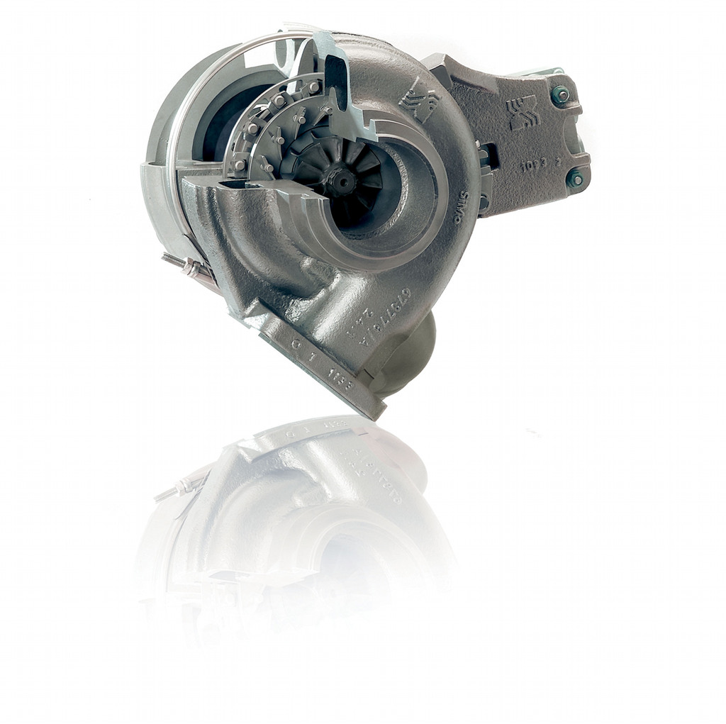 Turbocharger Used For: JCB To Use BorgWarner Turbocharging Technology