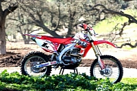 JCR/Honda 2010 SCORE Race Bike