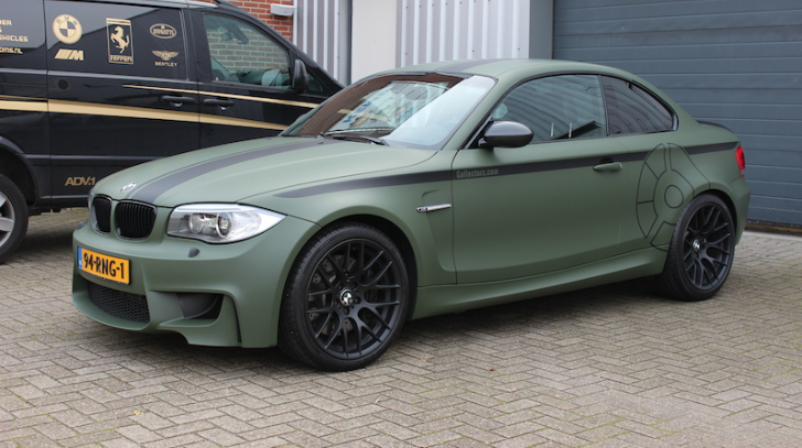 JD Customs Turns Random 1M Coupe into a Military Machine [Photo Gallery]