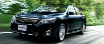 JDM 2012 Toyota Camry Introduced [Photo Gallery]