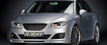 JE-Design Debuts Aftermarket SEAT Exeo Sedan