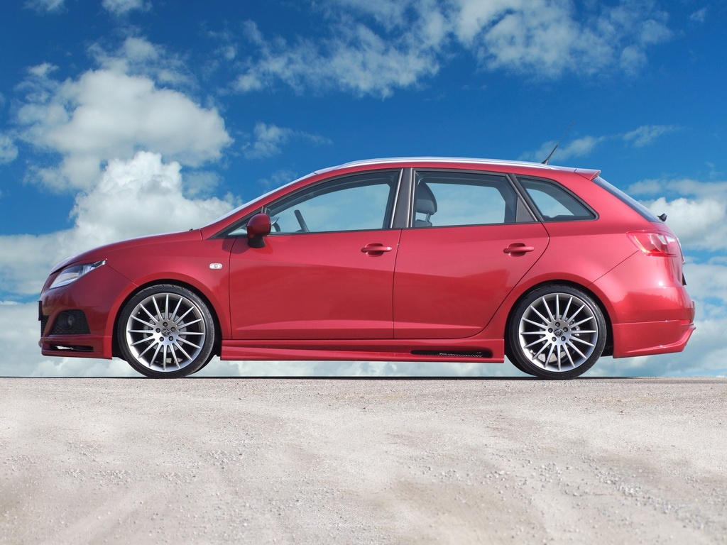 je design plays with the seat ibiza st estate autoevolution. Black Bedroom Furniture Sets. Home Design Ideas