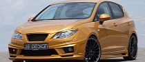 JE Design Seat Ibiza 6J Gold Revealed