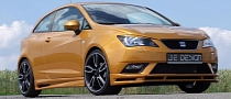 Je Design SEAT Ibiza Facelift [Photo Gallery]