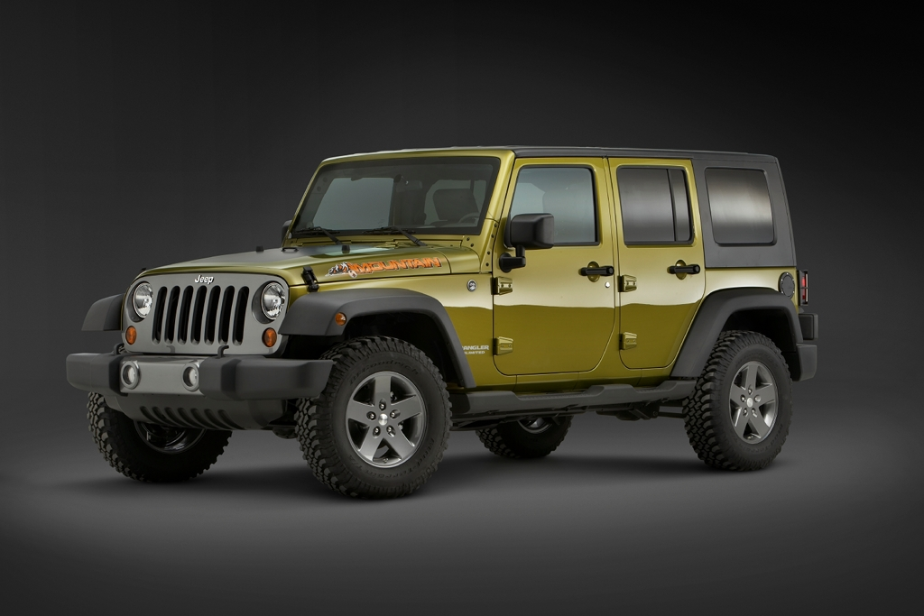 Jeep Renegade Models >> Jeep Brings Three New Models at NYIAS 2010 - autoevolution