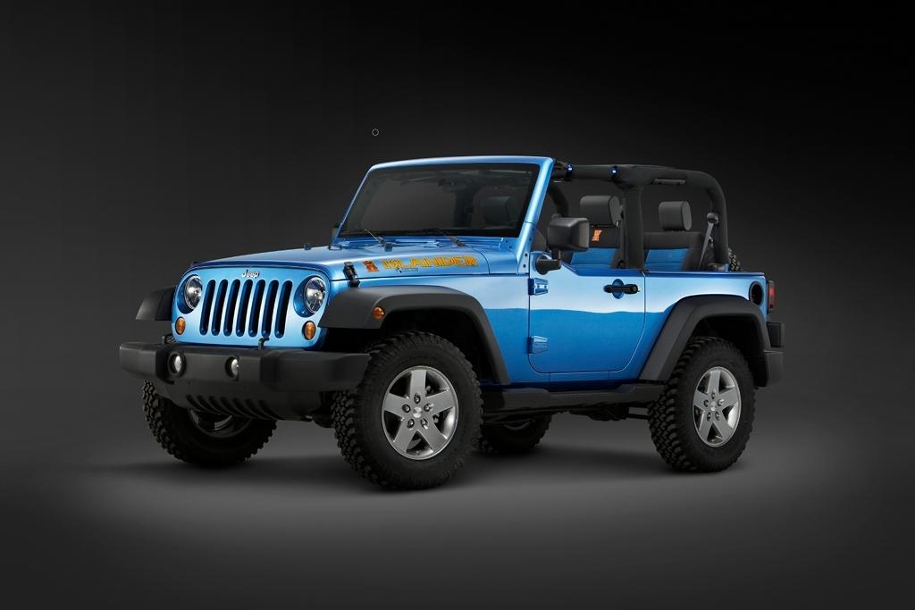 Jeep Brings Three New Models At Nyias 2010 Autoevolution