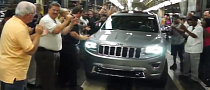 Jeep Builds 5 Millionth Grand Cherokee [Video]
