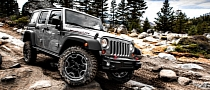 Jeep Celebrates 10th Anniversary of Wrangler Rubicon With Special Edition Model