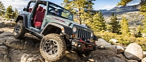 Jeep Celebrates One-Millionth Wrangler JK