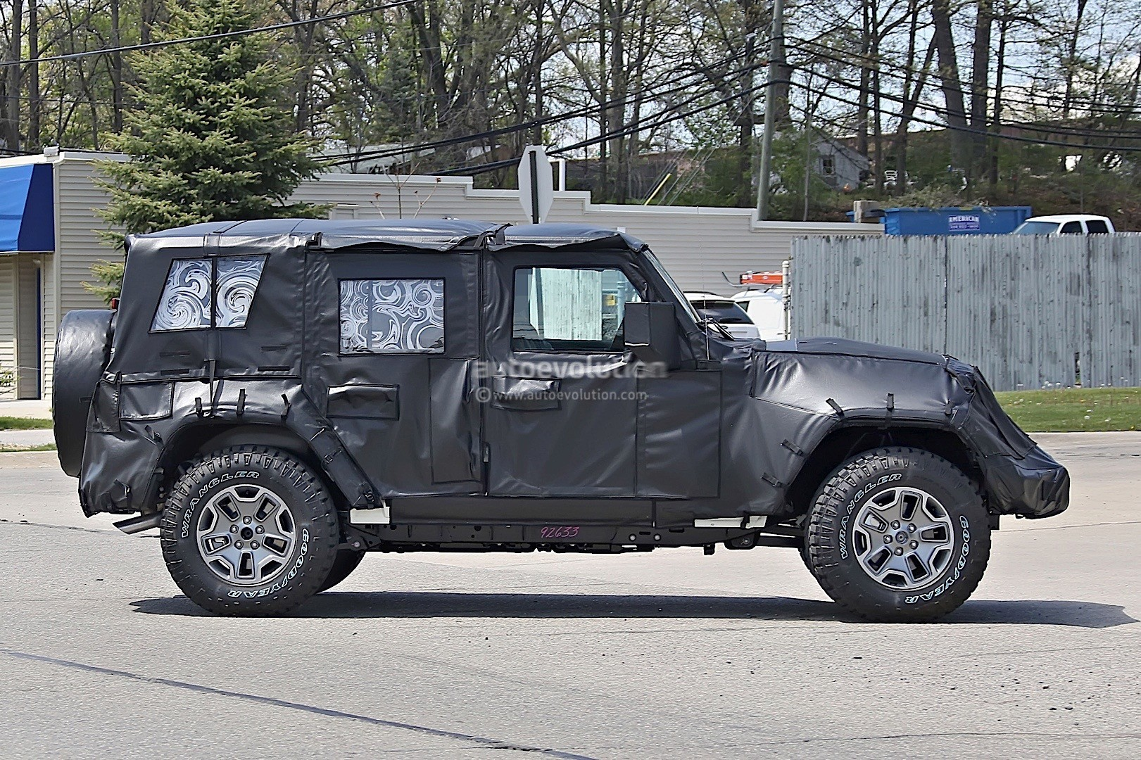 Jeep Ceo Confirms 2018 Jeep Wrangler Jl Will Be Boxy Water Is Rh  Autoevolution Com 2007 Jeep Wrangler 6 Speed Manual Transmission Fluid  Chrysler 6 Speed ...
