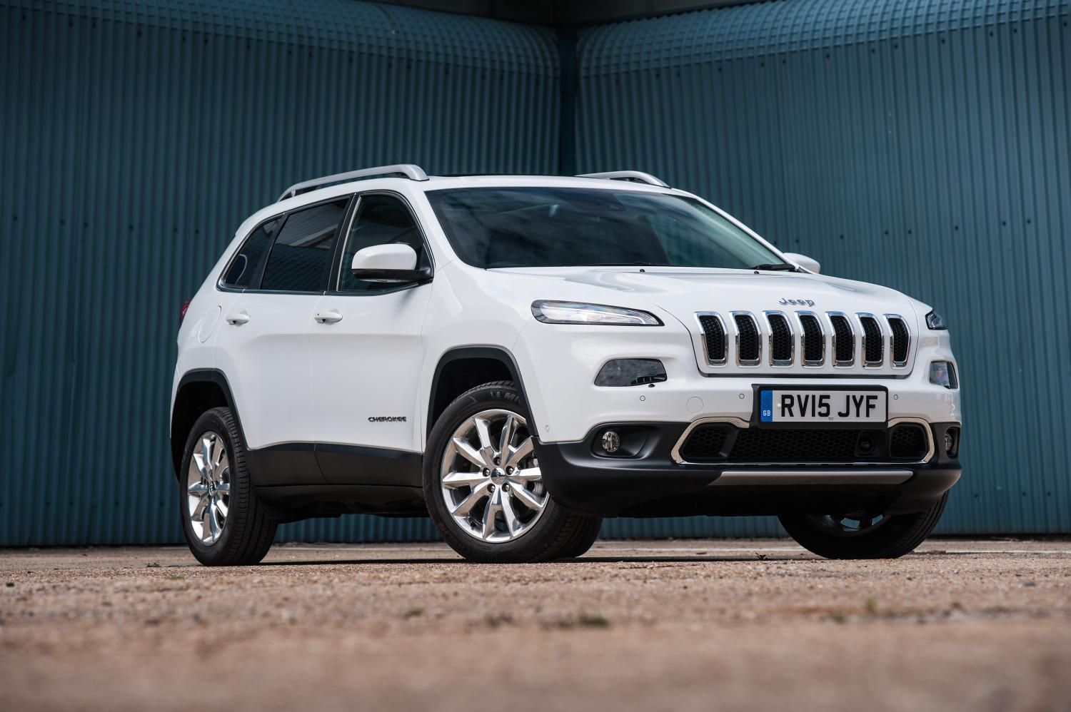 New Jeep Cherokee >> Jeep Cherokee Rewarded With New Diesel Engine With 185 Hp And 200