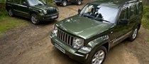 Jeep Gets Three 4x4 Awards in the UK