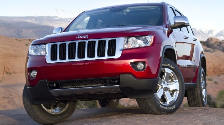 jeep grand cherokee short 2013 model year ahead of facelift autoevolution. Black Bedroom Furniture Sets. Home Design Ideas