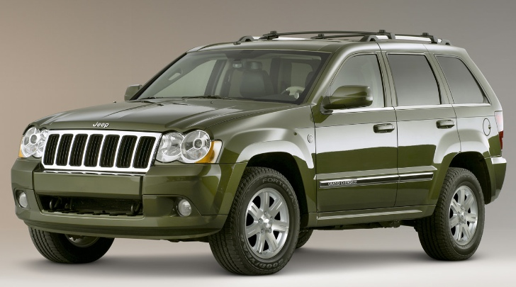 Jeep Grand Cherokee and Commander: 468,700 Units Recalled Due to Rollaway Risk