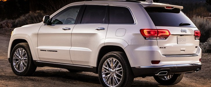 Jeep Grand Cherokee And Dodge Durango Recalled Over Brake Problem