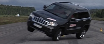 Jeep Grand Cherokee Fails Moose Test [Video] [Updated]