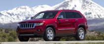 Jeep Grand Cherokee Overland European Pricing Announced