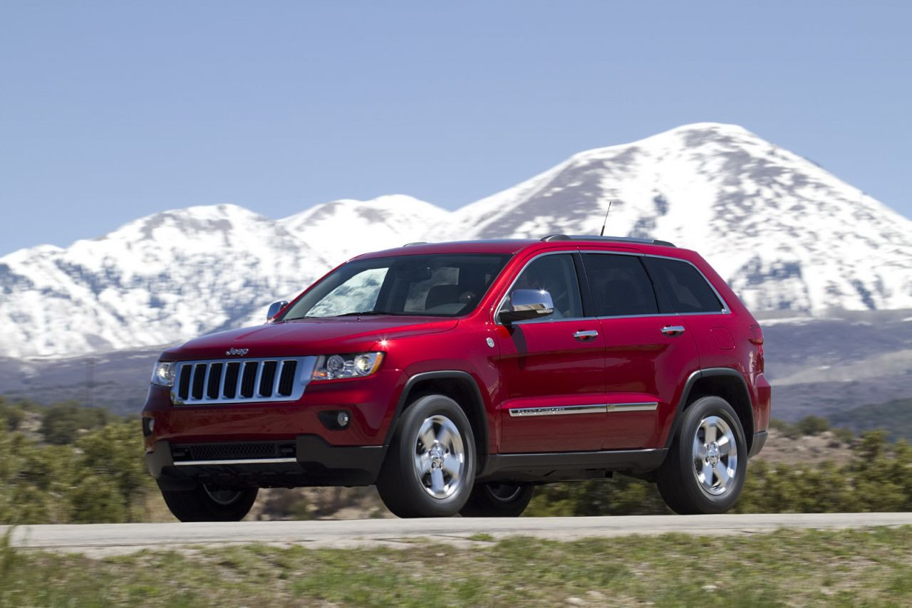 jeep grand cherokee overland european pricing announced autoevolution. Black Bedroom Furniture Sets. Home Design Ideas