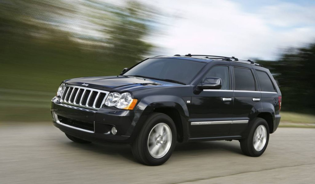 Jeep Grand Cherokee Overland Goes On Sale In Australia