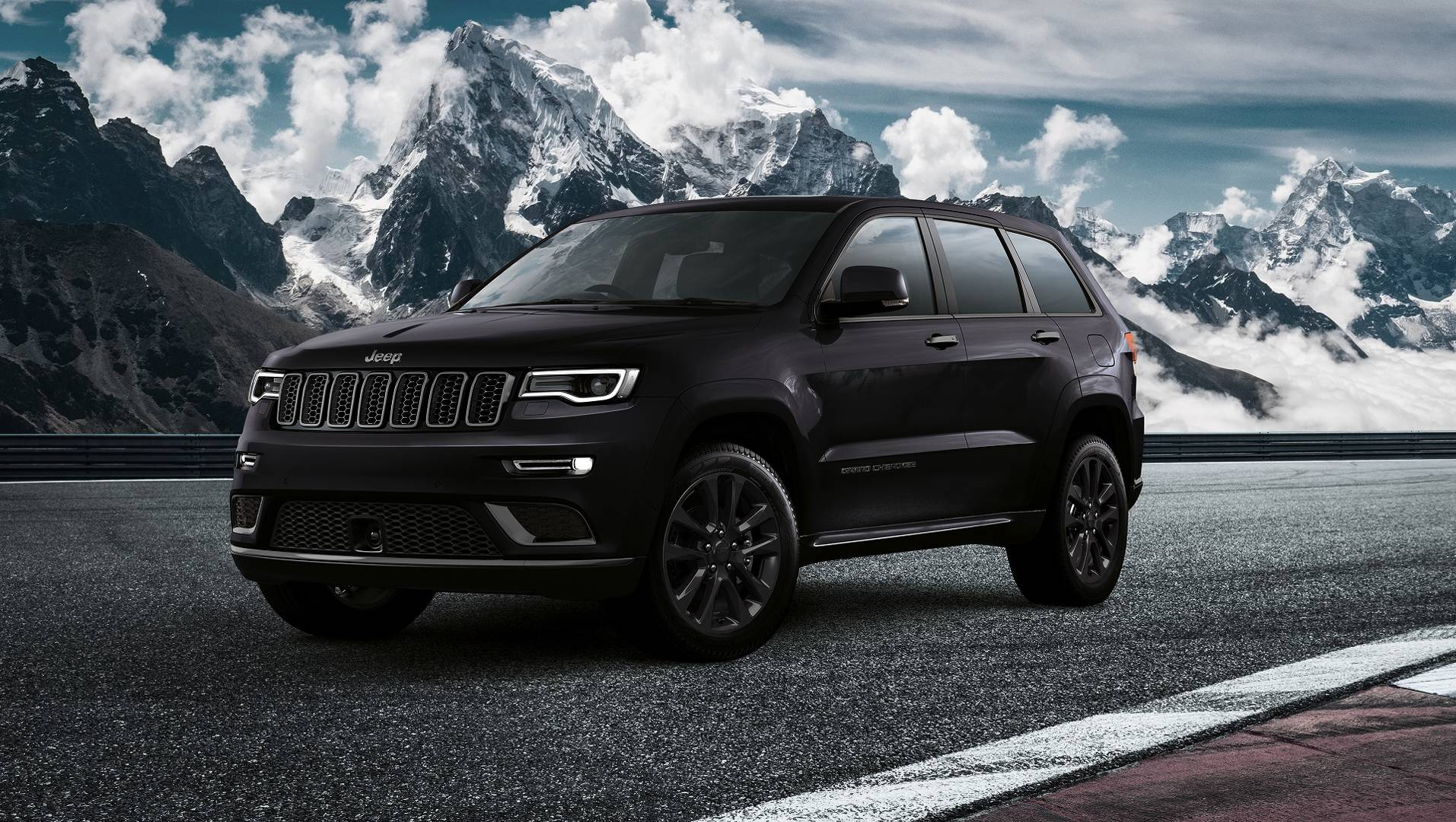 Blacked Out Jeep >> Jeep Expands European Lineup With Grand Cherokee S Special Edition - autoevolution