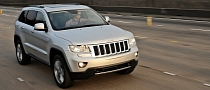Jeep Grand Cherokee to Get Eight-Speed Transmission