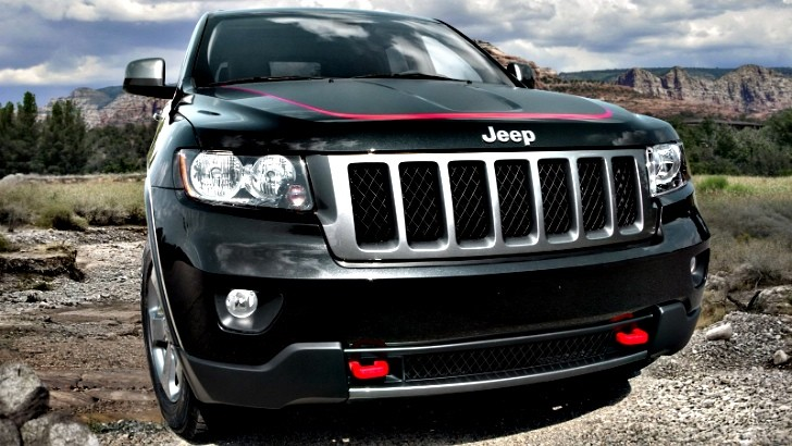 Jeep Grand Cherokee Trailhawk and Wrangler Moab Special ...