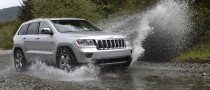 Jeep Has Big Hopes for the 2011 Grand Cherokee in Japan