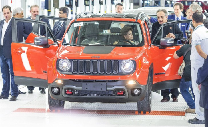 Towed Car Finder >> Jeep Opens Pernambuco Assembly Plant in Brazil, President ...