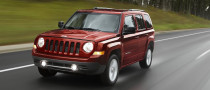 Jeep Patriot Receives New Diesel Engine